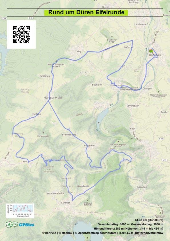 Gpsies Karte.Rsv Düren Radsport Streckenpläne Download